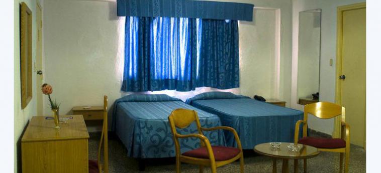 Hotel Deauville: Twin Room HAVANA
