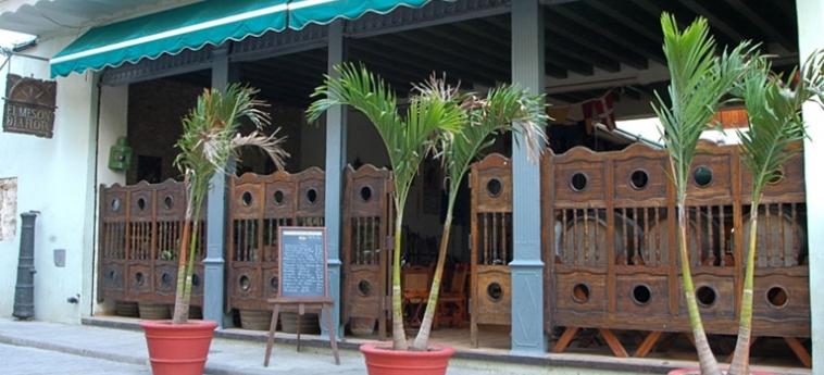 Hotel El Meson De La Flota: Facade HAVANA