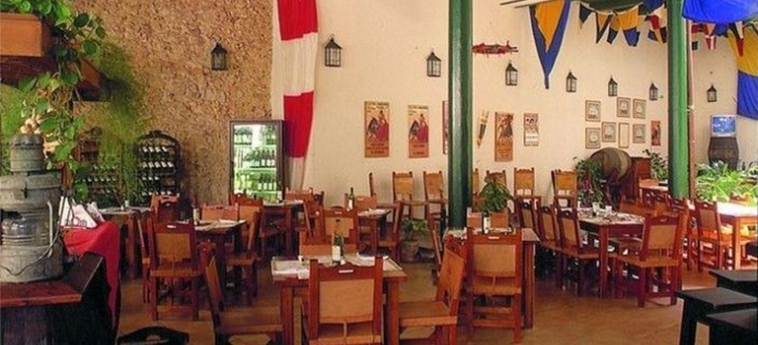 Hotel El Meson De La Flota: Restaurant HAVANA