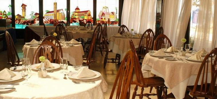 Hotel Chateau Miramar By Be Live: Restaurant HAVANA