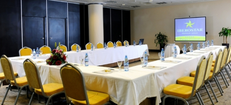 Hotel Iberostar Parque Central: Conference Room HAVANA