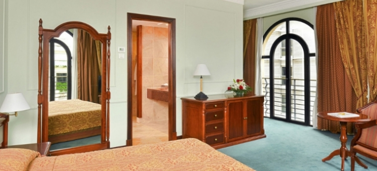 Hotel Iberostar Parque Central: Room - Guest HAVANA