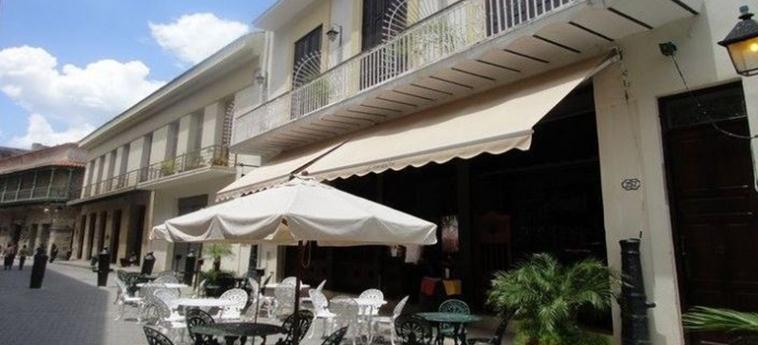 Hotel El Meson De La Flota: Außen HAVANNA
