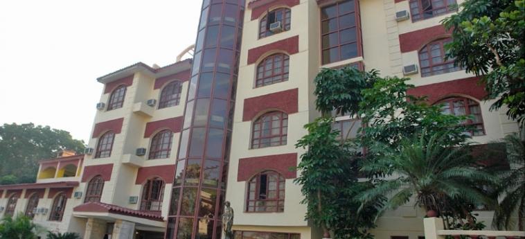 Hotel El Bosque: Außen HAVANNA