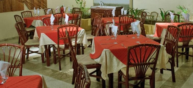 Hotel El Bosque: Restaurant HAVANNA