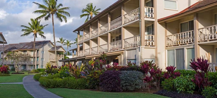 Hotel Aston Islander On The Beach: Exterior HAWAII - KAUAI (HI)