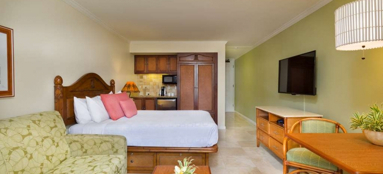 Hotel Aston Islander On The Beach: Chambre d'amis HAWAII - KAUAI (HI)