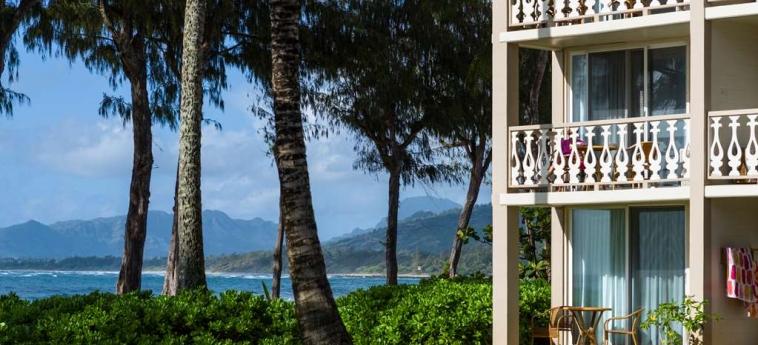 Hotel Aston Islander On The Beach: Détail de l'hôtel HAWAII - KAUAI (HI)