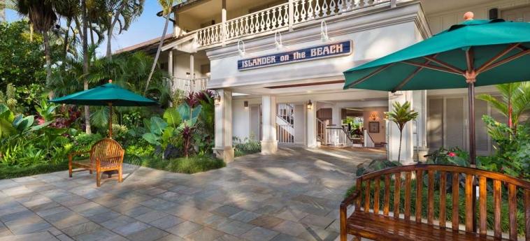 Hotel Aston Islander On The Beach: Extérieur HAWAII - KAUAI (HI)