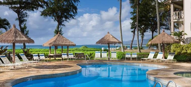 Hotel Aston Islander On The Beach: Piscine chauffée HAWAII - KAUAI (HI)
