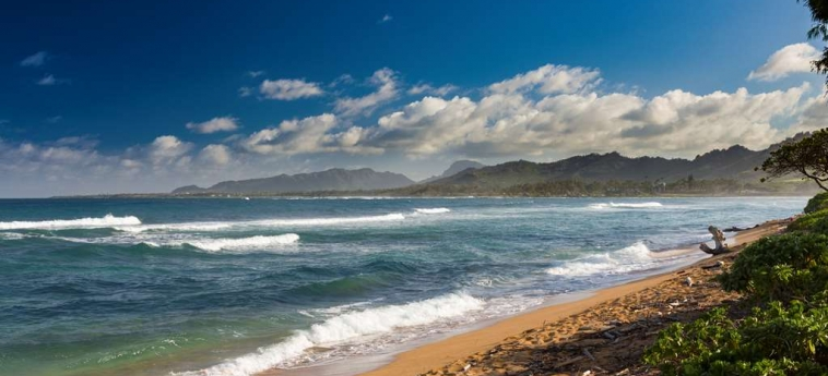 Hotel Aston Islander On The Beach: Plage HAWAII - KAUAI (HI)