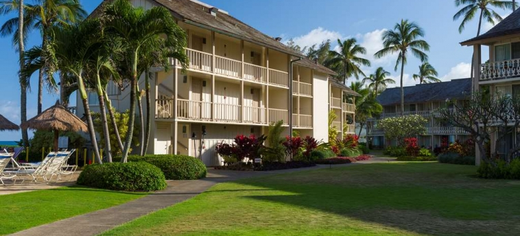 Hotel Aston Islander On The Beach: Exterior HAWAII - KAUAI (HI)