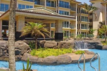 Hotel Outrigger Waipouli Beach Resort & Spa: Exterieur HAWAII - KAUAI (HI)