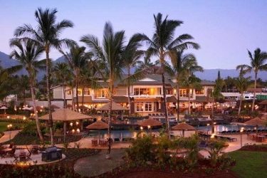 Hotel The Westin Princeville Ocean Resort Villas: Exterieur HAWAII - KAUAI (HI)