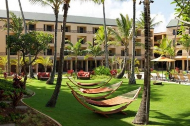 Hotel Courtyard By Marriott Kauai Coconut Beach: Garden HAWAII - KAUAI (HI)