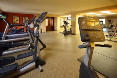 Hotel Courtyard By Marriott Kauai Coconut Beach: Gym HAWAII - KAUAI (HI)