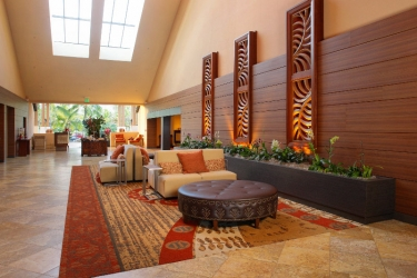 Hotel Courtyard By Marriott Kauai Coconut Beach: Lobby HAWAII - KAUAI (HI)