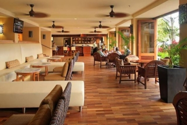 Hotel Courtyard By Marriott Kauai Coconut Beach: Lounge Bar HAWAII - KAUAI (HI)