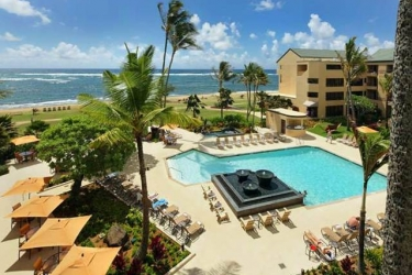 Hotel Courtyard By Marriott Kauai Coconut Beach: Swimming Pool HAWAII - KAUAI (HI)