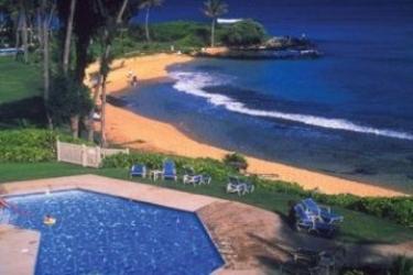 Hotel Lanikai Resort: Spiaggia HAWAII - KAUAI (HI)