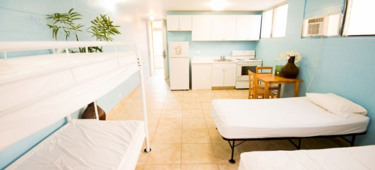 Waikiki Beachside Hostel: Restaurant HAWAII - OAHU (HI)
