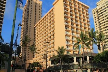 Hotel Alohilani Resort Waikiki Beach: Exterior HAWAII - OAHU (HI)