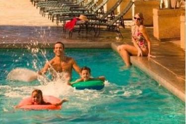 Hotel Alohilani Resort Waikiki Beach: Outdoor Swimmingpool HAWAII - OAHU (HI)