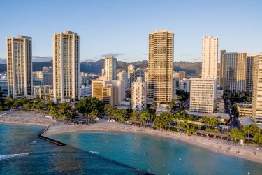 Hotel The Residences At Waikiki Beach Tower: Exterieur HAWAII - OAHU (HI)