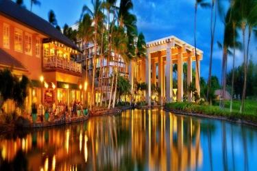 Hotel Hilton Waikoloa Village: Lobby HAWAII'S BIG ISLAND (HI)