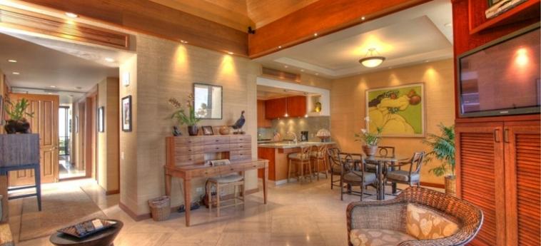 Hotel Mauna Lani Terrace Condominium: Garage HAWAII'S BIG ISLAND (HI)