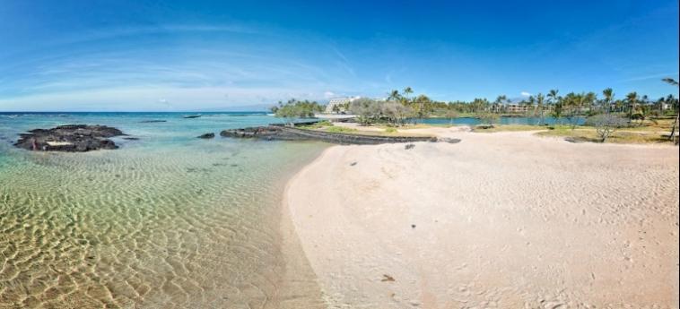 Hotel Mauna Lani Terrace Condominium: Sala Relax HAWAII'S BIG ISLAND (HI)