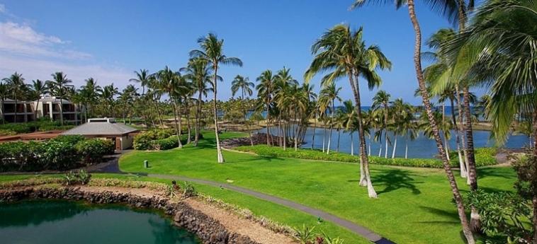 Hotel Mauna Lani Terrace Condominium: Solarium HAWAII'S BIG ISLAND (HI)