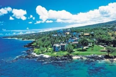 Hotel Waikoloa Beach Marriott Resort & Spa: Exterior HAWAII'S BIG ISLAND (HI)
