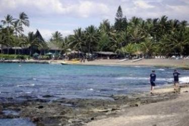 Hotel Kona Village Resort: Spiaggia HAWAII'S BIG ISLAND (HI)