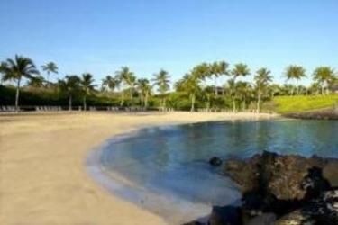 Hotel Mauna Lani Point: Spiaggia HAWAII'S BIG ISLAND (HI)