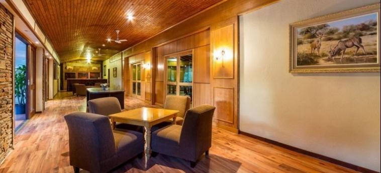 Hotel Numbi And Garden Suites: Habitacion Suite HAZYVIEW