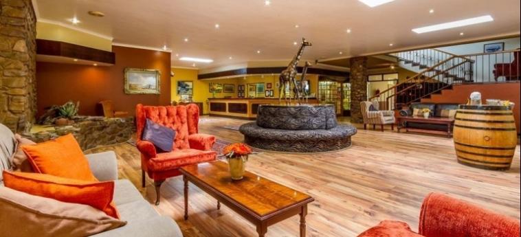 Hotel Numbi And Garden Suites: Habitación HAZYVIEW