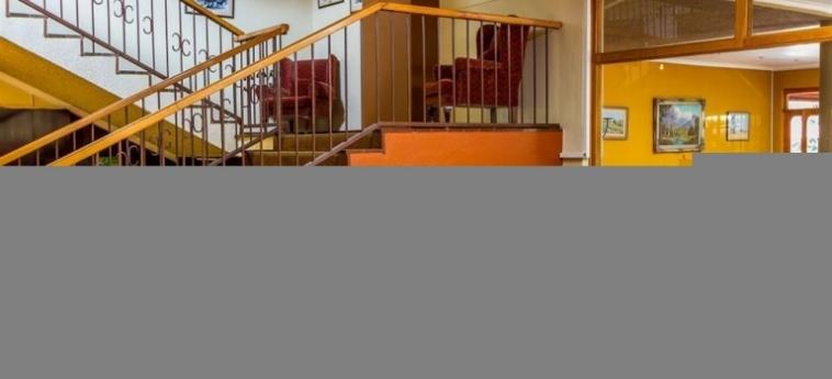 Hotel Numbi And Garden Suites: Hall HAZYVIEW