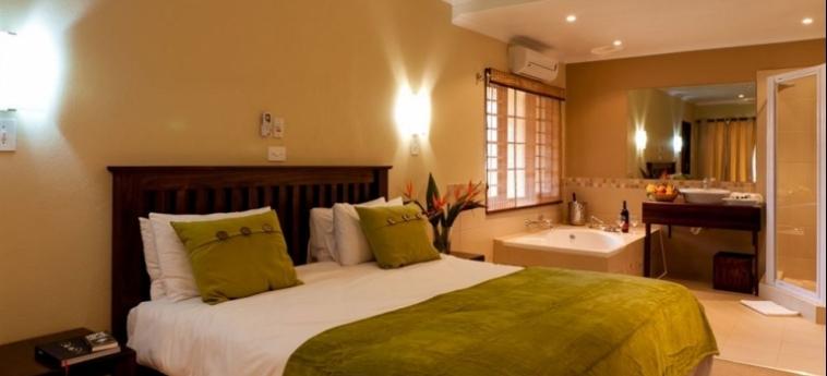 Hotel Numbi And Garden Suites: Mapa HAZYVIEW