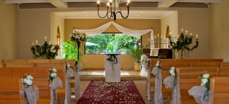 Hotel Numbi And Garden Suites: Mirador HAZYVIEW