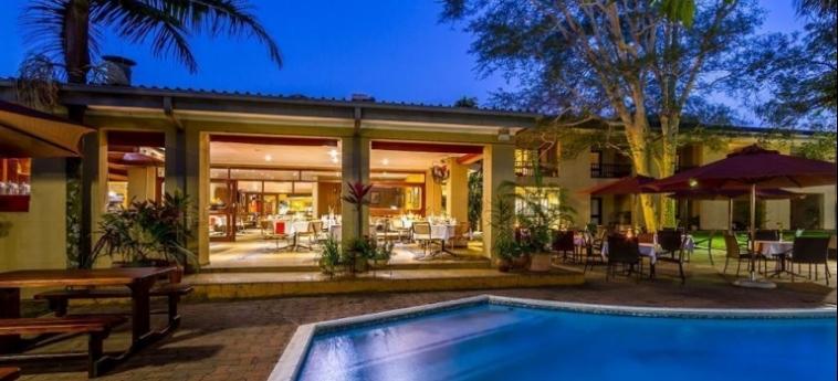 Hotel Numbi And Garden Suites: Salotto HAZYVIEW