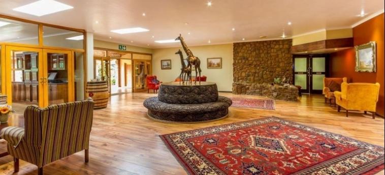 Hotel Numbi And Garden Suites: Standard Room HAZYVIEW
