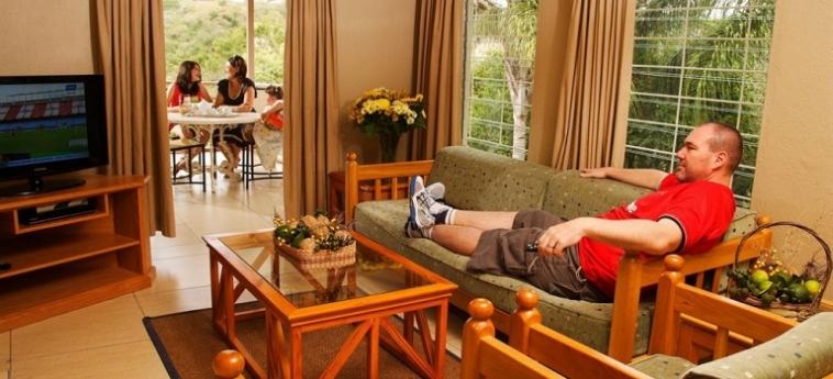 Hotel Waterberry Hill: Chambre Quadruple HAZYVIEW