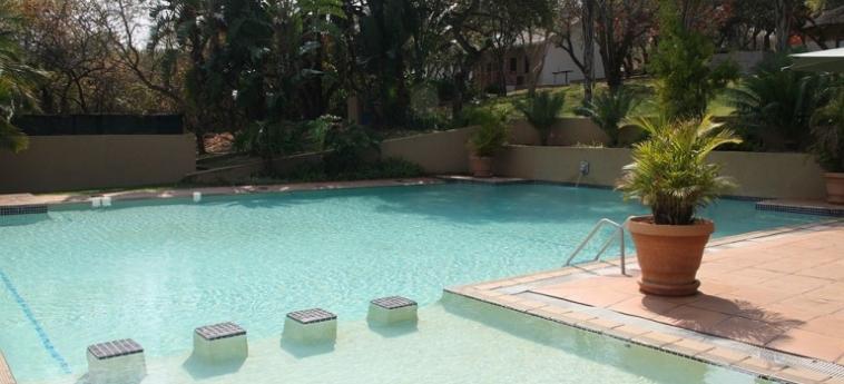 Hotel Waterberry Hill: Villa HAZYVIEW
