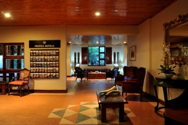 Hotel Hazyview Protea: Lobby HAZYVIEW