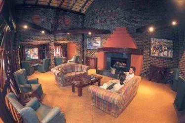 Hotel Hazyview Protea: Lounge HAZYVIEW