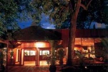 Hotel Sabi River Sun: Entrada HAZYVIEW