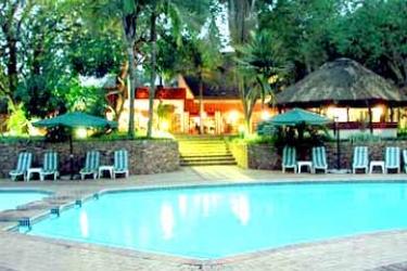 Hotel Sabi River Sun: Exterior HAZYVIEW
