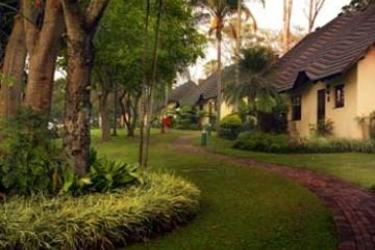 Hotel Sabi River Sun: Jardín HAZYVIEW