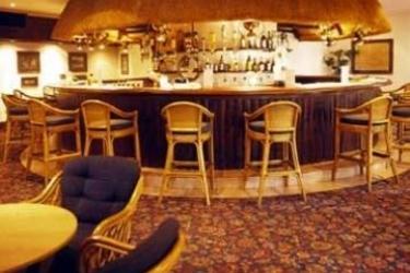 Hotel Sabi River Sun: Lounge Bar HAZYVIEW